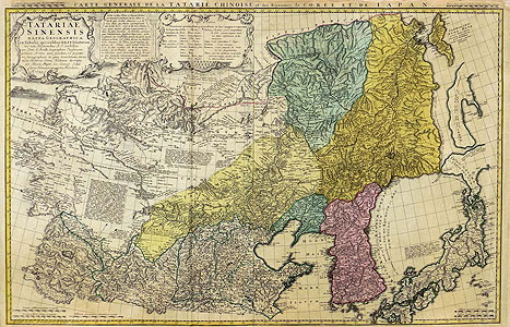 Homann Heirs: China, Mongolia & Japan