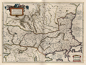 Balkan countries - Mercator - Blaeu