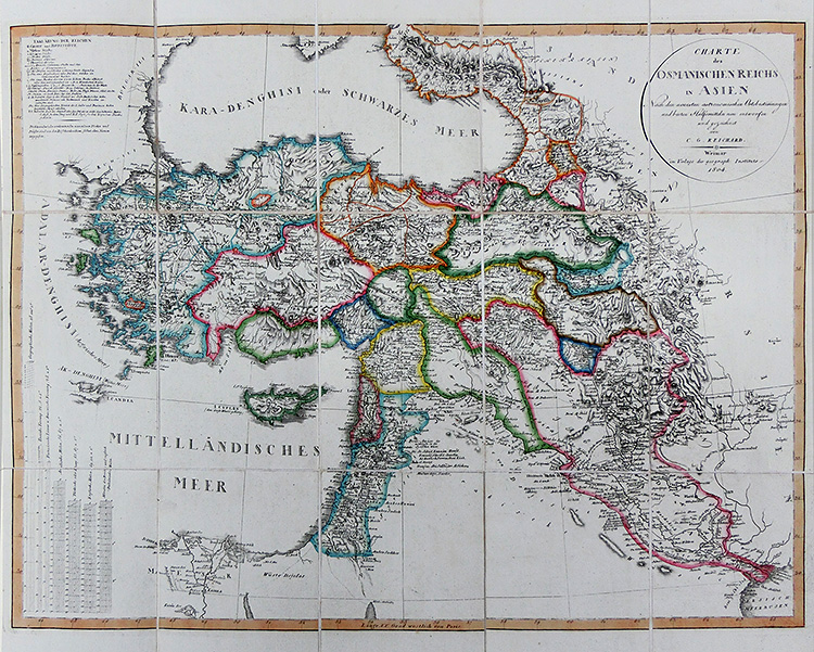 Ottoman Empire - Reichard