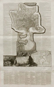Piranesi: Map of Rome