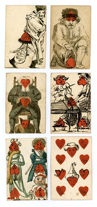 Collection of playing cards