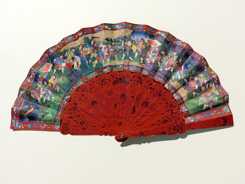 China: Export Folding Fan